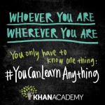 You can Learn Anything Poster