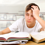 Tired-student-at-books